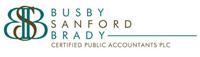 Busby Sanford Brady CPAs Logo